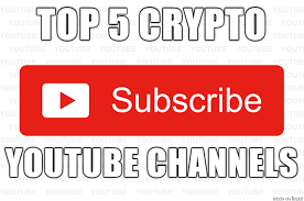 best youtube channels to learn about cryptocurrency